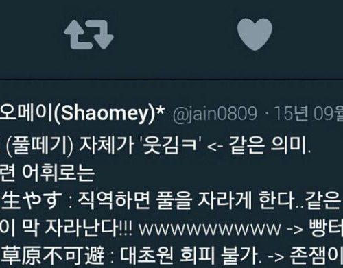 韓国の反応:「日本のネットスラングが物凄い進化を遂げているんだがwww」→「日本語の進化にはついていけませんよww」