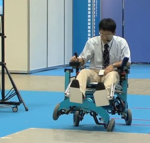 外国人「これは凄く便利で素晴らしいよね」→「日本が作った体が不自由な人に役立つこの発明が凄かった件w」
